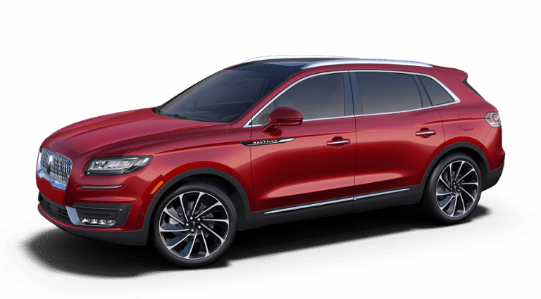 2020 Lincoln Nautilus Reserve FWD Sport Utility